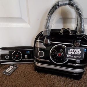 BB-9E Purse and Wallet
